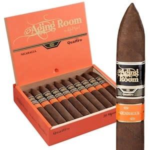 Aging Room Aging Room Quattro Nicaragua Maestro Torpedo 6x52 20ct. Box