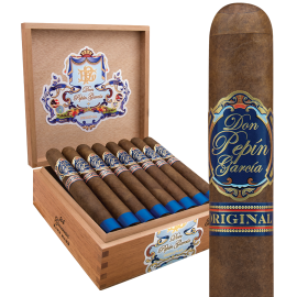MY FATHER CIGAR DON PEPIN GARCIA ORIGINAL BLUE TORO GORDO 18CT. BOX