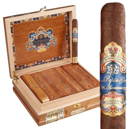 MY FATHER CIGAR MY FATHER Don Pepin 15TH ANNIVERSARY 2018 LE ROBUSTO single