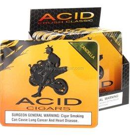 ACID ACID CRUSH GREEN CANDELA 10CT. TIN single