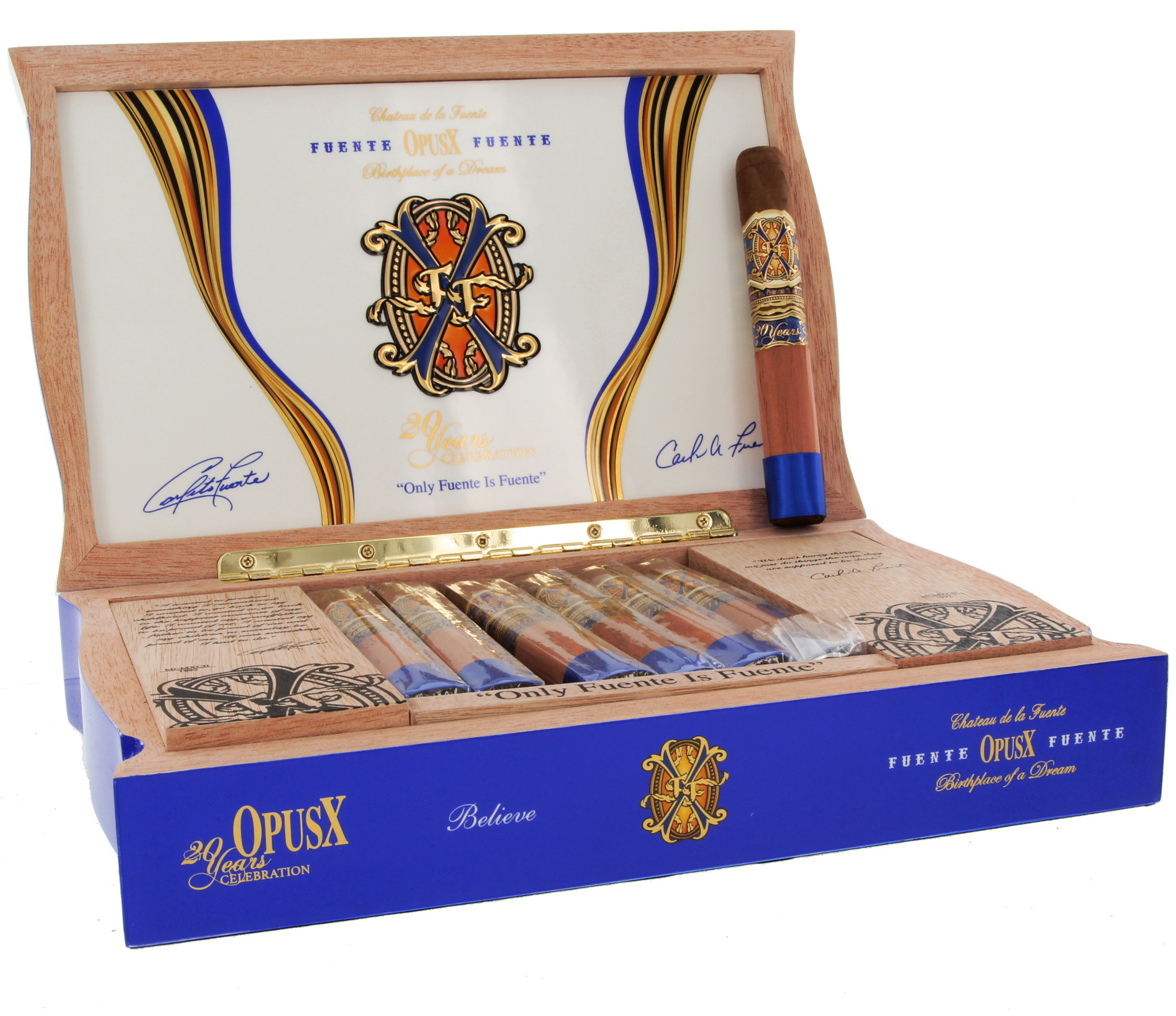 Arturo Fuente ARTURO FUENTE OPUS X 20TH POWER OF THE DREAM 20ct. BOX