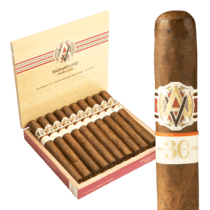 AVO AVO SIGNATURE ROBUSTO 30YRS 10CT. BOX