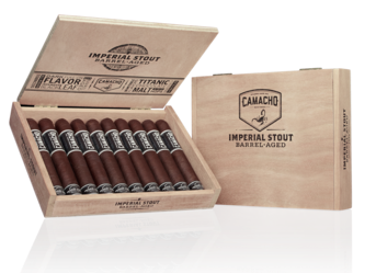 CAMACHO CAMACHO IMPERIAL STOUT TORO single
