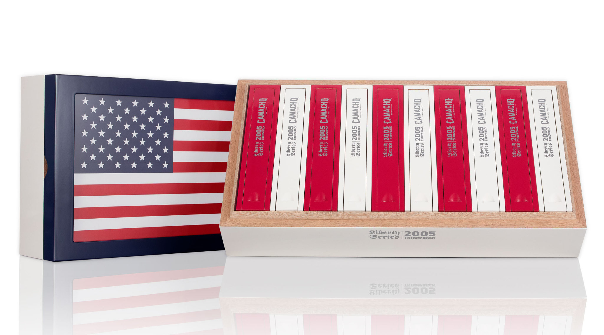 CAMACHO CAMACHO LIBERTY 2019 20CT. BOX