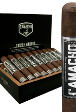 CAMACHO CAMACHO TRIPLE MADURO 11/18 20ct. BOX