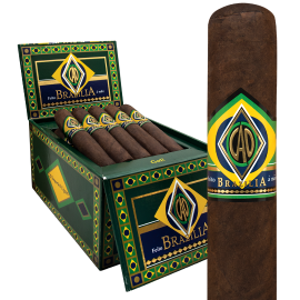 CAO BRAZILIA BOX PRESS 20ct. BOX