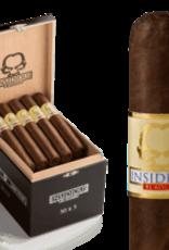 Asylum Cigars ASYLUM INSIDIOUS MADURO 64X7 25CT. BOX