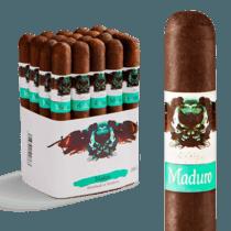Asylum Cigars SCHIZO MADURO 60x6 20CT. BUNDLE