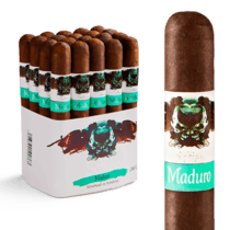 Asylum Cigars SCHIZO MADURO 50x6 20CT. BUNDLE