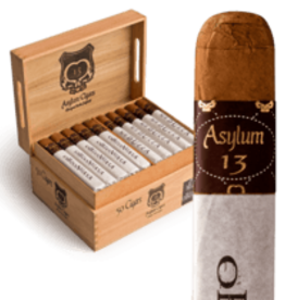 Asylum Cigars ASYLUM MEDULLA MADURO OBLONGATA 80 single
