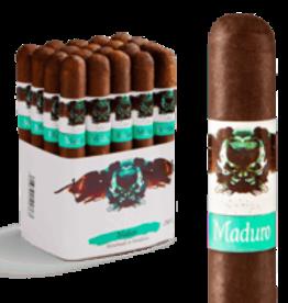 Asylum Cigars SCHIZO MADURO 52x7 single