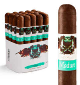 Asylum Cigars SCHIZO MADURO 50x5 single