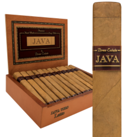JAVA BY DREW ESTATE RP JAVA LATTE PETITE CORONA BOX