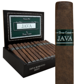 JAVA BY DREW ESTATE RP JAVA MINT PETITE CORONA BOX