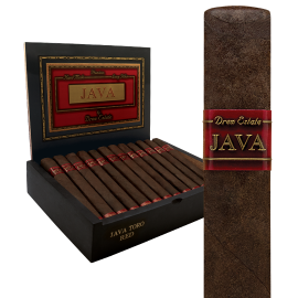 JAVA BY DREW ESTATE RP JAVA RED 58 24CT. BOX