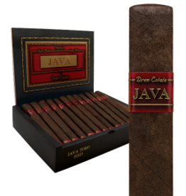 JAVA BY DREW ESTATE RP JAVA RED ROBUSTO 24CT. BOX
