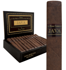 JAVA BY DREW ESTATE RP JAVA MADURO CORONA BOX