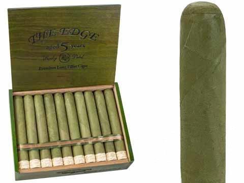 ROCKY PATEL PREMIUM CIGARS ROCKY PATEL RP EDGE CANDELA TORO 6X52 TORO single