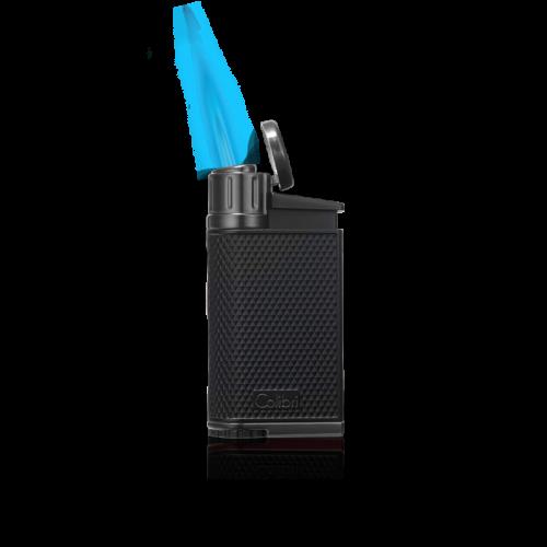 COLIBRI COLIBRI EVO LIGHTER BLACK + BLUE LI520C3