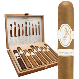 DAVIDOFF OF GENEVA DAVIDOFF 12 CT. ASSORTMENT