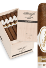 DAVIDOFF OF GENEVA DAVIDOFF 702 SIGNATURE 2000 5CT. BOX