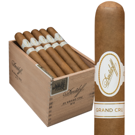 DAVIDOFF OF GENEVA DAVIDOFF GRAND CRU NO. 5 25CT. BOX