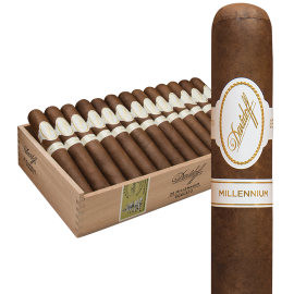 DAVIDOFF OF GENEVA DAVIDOFF MILLENIUM TUBO ROBUSTO SINGLE