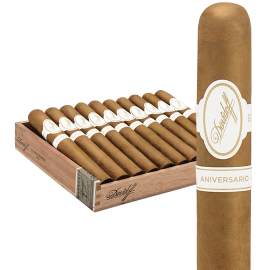DAVIDOFF OF GENEVA DAVIDOFF NO. 3 ANIVERSARIO 10CT. BOX