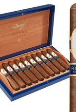DAVIDOFF OF GENEVA DAVIDOFF ROYAL RELEASE ROBUSTO 10CT. BOX