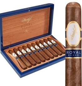 DAVIDOFF OF GENEVA (CT) INC. DAVIDOFF ROYAL RELEASE ROBUSTO single