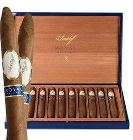 DAVIDOFF OF GENEVA (CT) INC. DAVIDOFF ROYAL RELEASE SALAMON single
