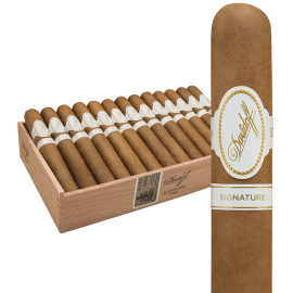 DAVIDOFF OF GENEVA DAVIDOFF SIGNATURE EXQUISITOS 10CT. PACK
