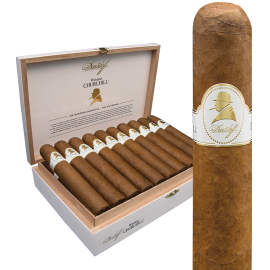 DAVIDOFF OF GENEVA DAVIDOFF WINSTON CHURCHILL CHURCHILL single