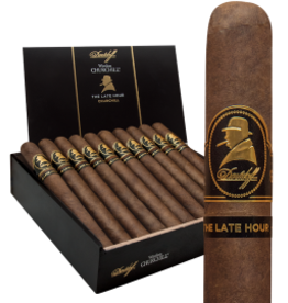 DAVIDOFF OF GENEVA (CT) INC. DAVIDOFF WINSTON CHURCHILL LATE HOUR ROBUSTO 20CT. BOX