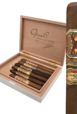 Arturo Fuente AF OPUS X 6 LE SET red BOX