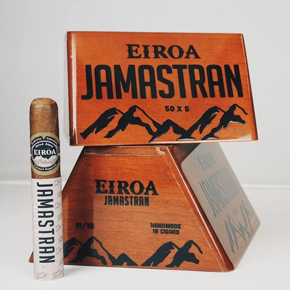 CLE EIROA JAMASTRAN 50X5 20CT. BOX