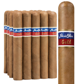 OLIVA FAMILY CIGARS FLOR DE OLIVA TORO GOLD 6X50 single