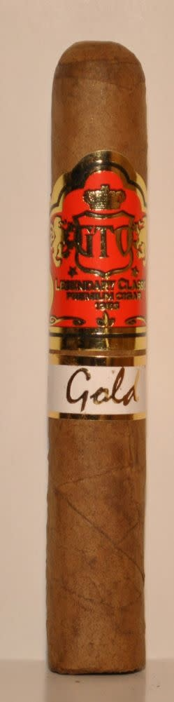 GTO GTO GOLD CONNECTICUT ROBUSTO 24CT BX