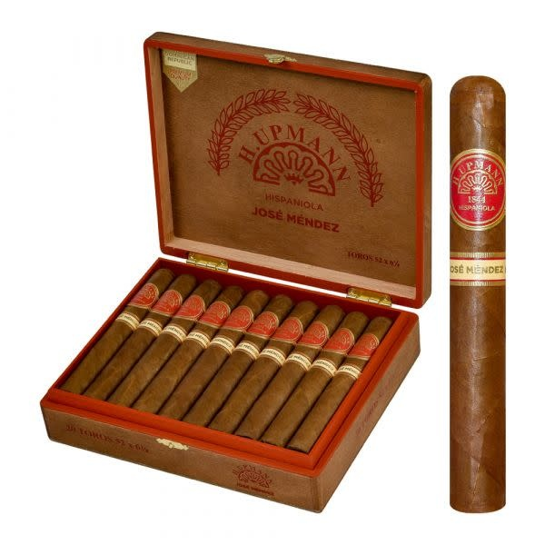 H. Upmann H.UPMANN HISPANIOLA JOSE MENDEZ TORO 6 1/8X52 single