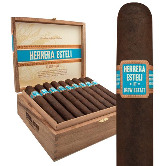 Herrera Esteli HERRERA ESTELI BRAZILIAN MADURO TORO 25CT. BOX