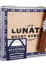 Aganorsa Leaf JFR LUNATIC MADURO SHORT ROBUSTO 28CT. BOX