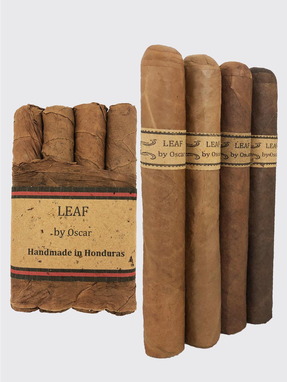 OV Cigars (Oscar) LEAF BY OSCAR LEAF BY OSCAR CONNECTICUT TORO 20CT. BOX