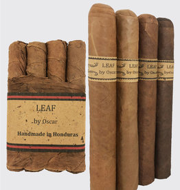 OV Cigars (Oscar) LEAF BY OSCAR LEAF BY OSCAR SUMATRA TORO SINGLE