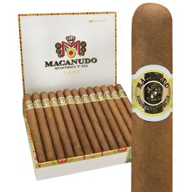 Macanudo MACANUDO CAFE Baron de Rothchild 25CT. BOX