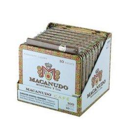 Macanudo MACANUDO CAFE GOLD ASCOT 10 single