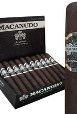 Macanudo MACANUDO INSPIRADO BLACK ROBUSTO  4 7/8x48 20CT. BOX