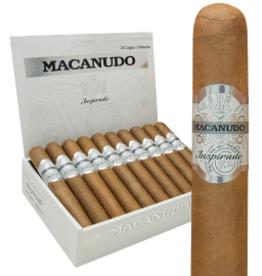 Macanudo Macanudo Mini White Inspirado 20ct. single