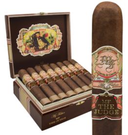 MY FATHER CIGAR MY FATHER THE JUDGE CORONA GORDA  5 5/8X46 23CT. BOX