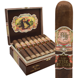 MY FATHER CIGAR MY FATHER THE JUDGE CORONA GORDA  5 5/8X46 single