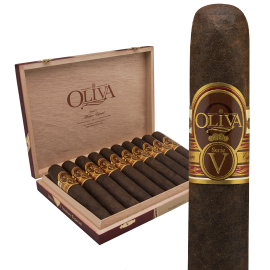 OLIVA FAMILY CIGARS OLIVA V MADURO TORPEDO 6X54 10ct. BOX